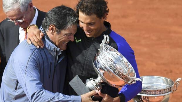 Toni Nadal y Rafa, el fin de una sociedad muy exitosa