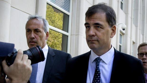 Burzaco reconoció una foto con el Nº 37: era la de Grondona; dijo que era la mano derecha de Blatter y detalló su influencia