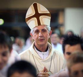 ''Tuve la gracia de estar al lado de monseñor Bergoglio''