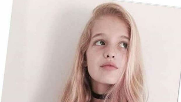 Justina, la chica de doce años que espera un trasplante de corazón y que lanzó una campaña de concientización
