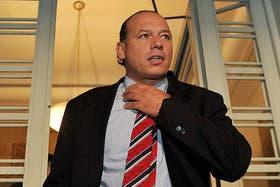 Sergio Berni, secretario de Seguridad de la Nación
