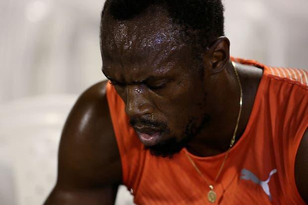 Bolt llega con lo justo a la clasificación olímpica