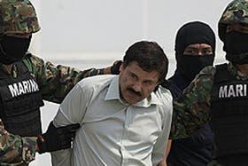 Joaquín Guzmán Loera, El Chapo, fue capturado después de trece años de persecusión