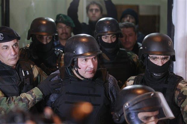 José López solicitó la excarcelación pero el fiscal Delgado no la concedió