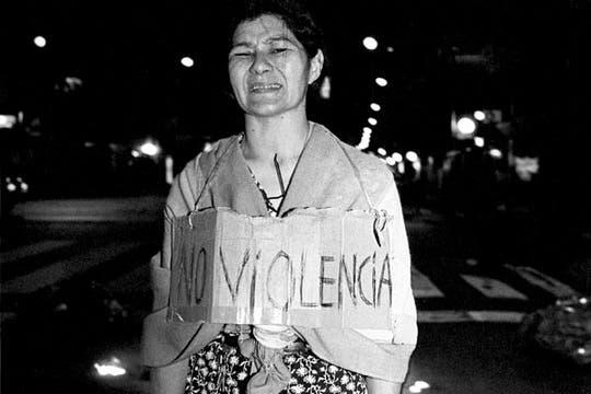 No violencia (2001), por Graciela Calabrese.