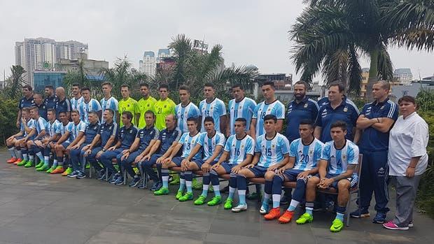 Seleccion Argentina sub-20