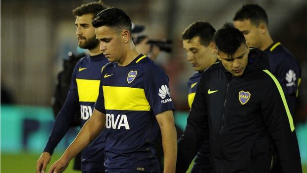 Más bajas para Boca: Tobio entrenó diferenciado y probarán a Centurión