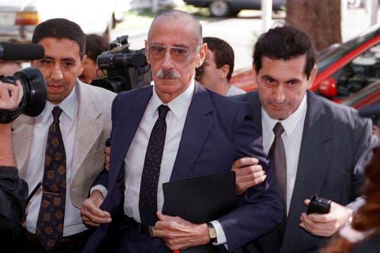 El 18 de febrero 2000 debe declarar acusado del asesinato de dos ciudadanos alemanes. Foto: Archivo