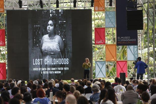 """En el museo de Santa Cruz integran a la comunidad con """"Lost childhood"""""""
