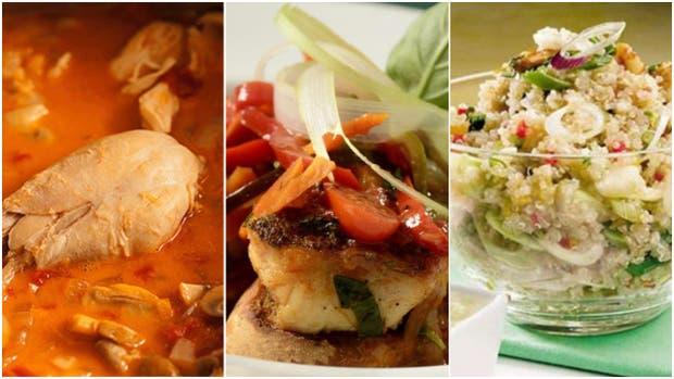 Recetas caseras: tres platos ricos para preparar en casa