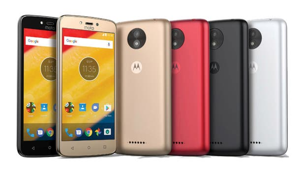 Así serán los Motorola Moto C, la nueva línea de teléfonos que planea lanzar Lenovo
