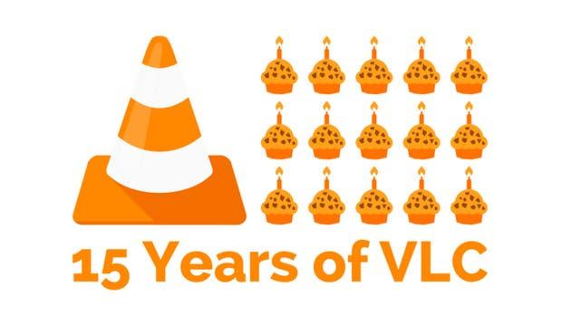El desarrollo de VLC comenz� en 1996, pero se convirti� en un software con licencia GPL en 2001