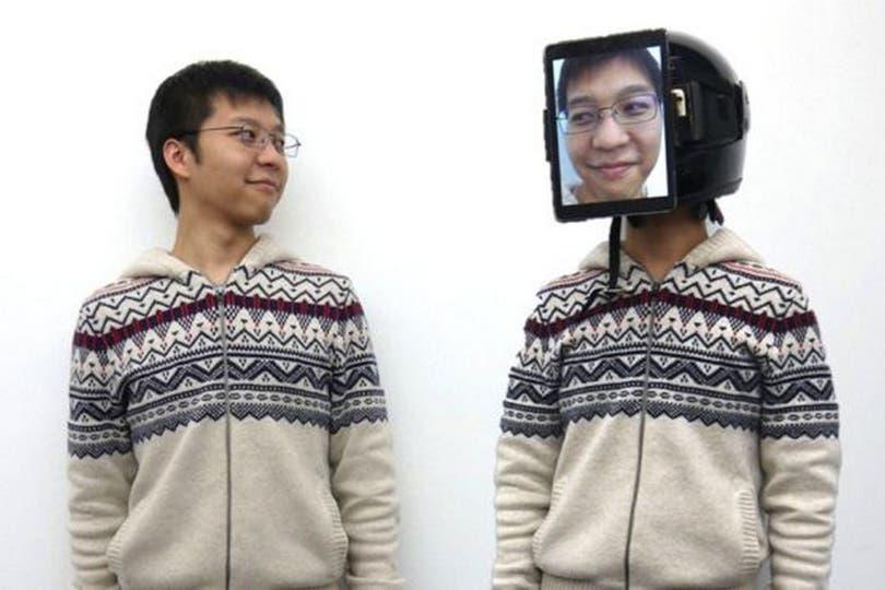 El japonés detrás de este invento dice que es un sistema nuevo de telepresencia