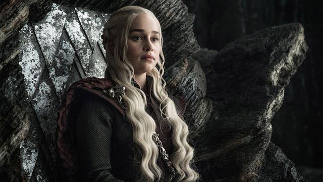 Daenerys, en el trono del castillo que supo ser de su familia