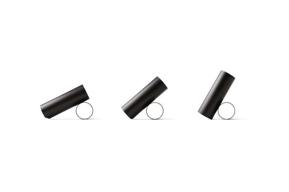 Tres ángulos lumínicos: con 'Sawaru', el estudio Nendo sintetizó la forma al mínimo para multiplicar la funcionalidad. nendo.jp .