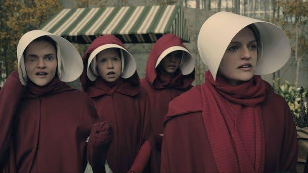The Handmaid''s Tale vuelve en el 2018, más oscura que nunca