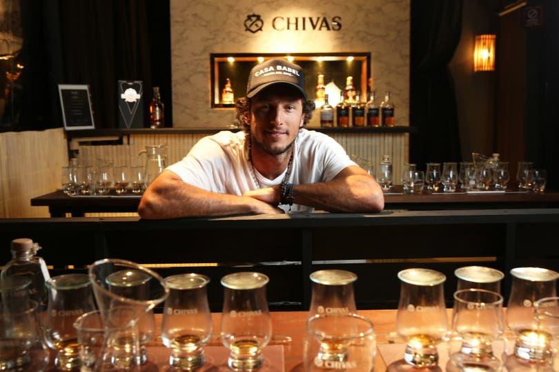 Mónaco entre variedades de Chivas Regal, el icónico whisky escocés que tiene un espacio exclusivo en Casa Babel