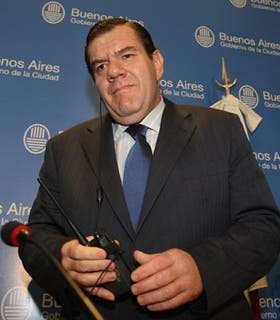 El ministro Montenegro fue el encargado de dar las explicaciones oficiales por el espionaje