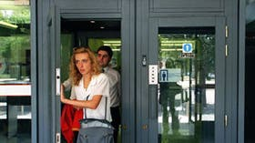 El ScotiaBank Quilmes de Wilde es el único que tiene un sistema de doble puerta