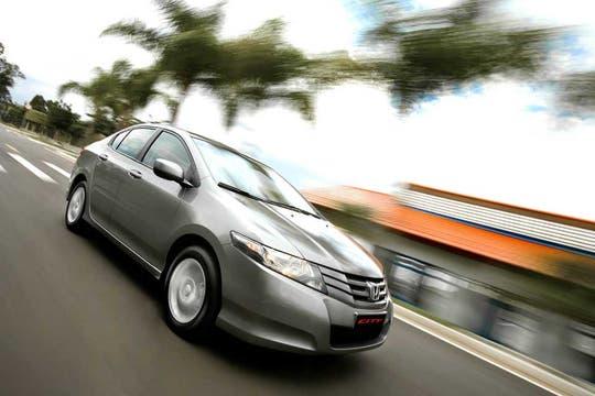 El Honda City es el primer modelo que la marca japonesa fabrica en su planta recientemente inaugurada, en Campana.