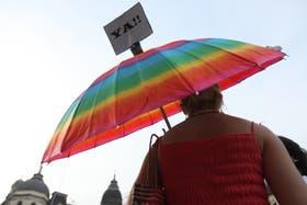 Una de las últimas manifestaciones en el día del orgullo en la ciudad