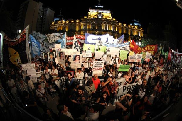 Masiva movilización en Tucumán