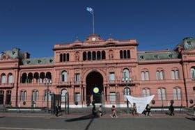 Lilian Andrada cumplirá mañana 1000 visitas a la Casa Rosada para pedir una audiencia con la presidenta Cristina Kirchner