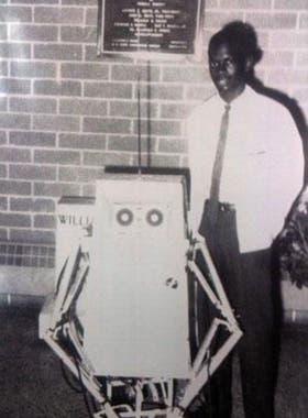 El ingeniero de la NASA que inventó la pistola de agua