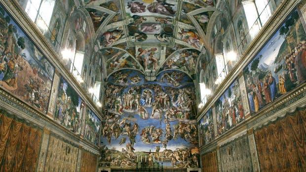 El Vaticano estudia hacer una réplica tamaño real de la Capilla Sixtina en Argentina