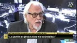 Héctor Olivera, director de La noche de los lápices, en Terapia de Noticias