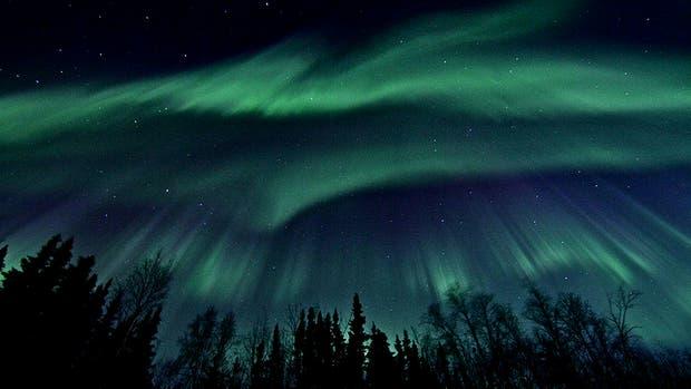 Una tormenta magnética podría producir alteraciones en el campo magnético de la Tierra entre mañana y el domingo