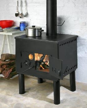 Estufa multifunción (www.mmjsrl.com.ar): calienta, cocina y hornea