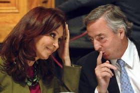 El matrimonio Kirchner es el máximo referente de la construcción de poder a partir de los lazos familiares