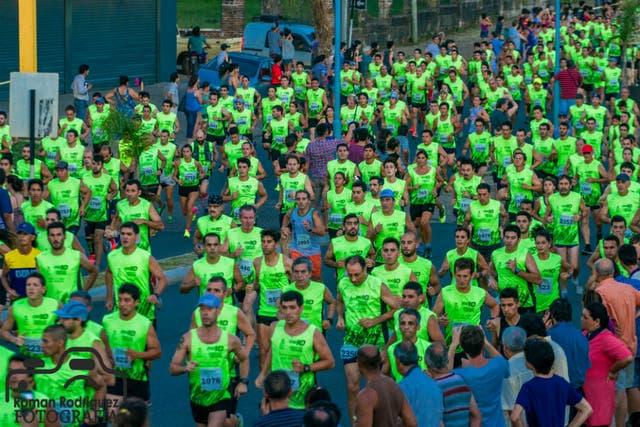 Cerca de 4000 participantes en la 38 Maratón de Reyes de Concordia