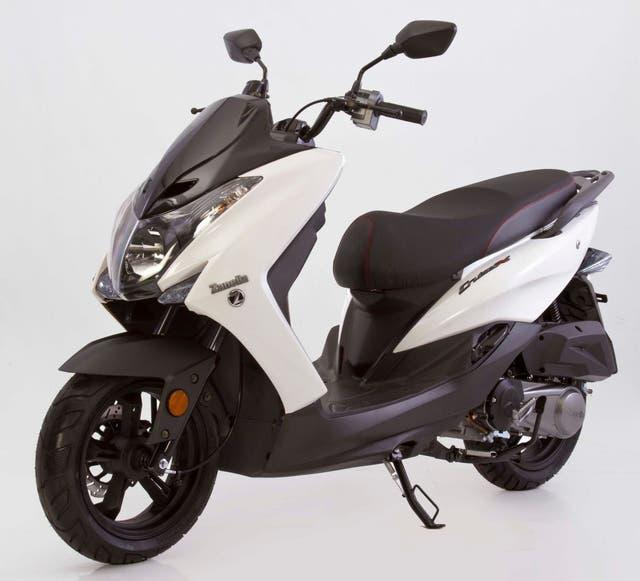 Un scooter pensado para la ciudad
