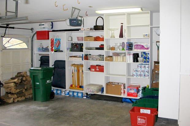 Los espacios de guardado son fundamentales. Foto: organizersnw.com