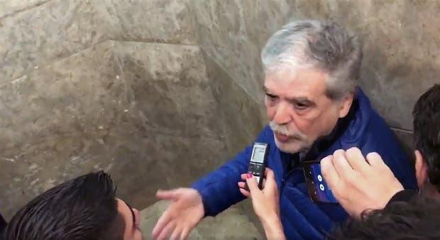 Exministro De Vido ve persecución de Macri en juicio por tragedia ferroviaria