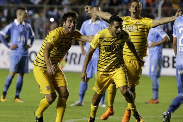 Meia Federico Carrizo, do Boca Juniors, seria alvo do Palmeiras