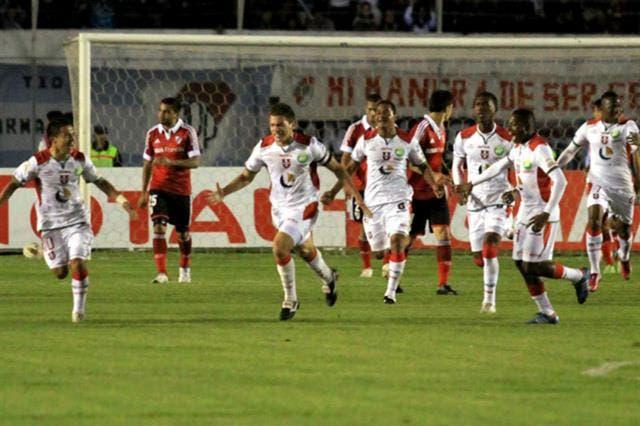 Con Ramón Díaz como técnico, perdió 2-1 con Liga de Loja