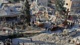 Fotos de Crisis en Siria