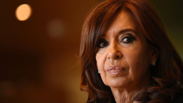 Para Cristina el gobierno de Macri busca