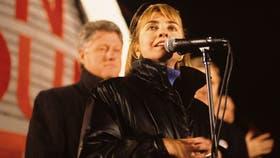Hillary fue una pieza clave en la victoria de su marido. Foto: hillaryclinton.com