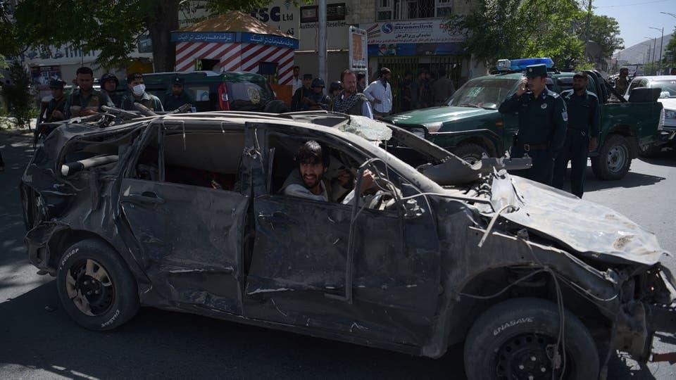 Las víctimas parecen ser en su mayoría civiles afganos; además, son más 350 los heridos. Foto: AFP