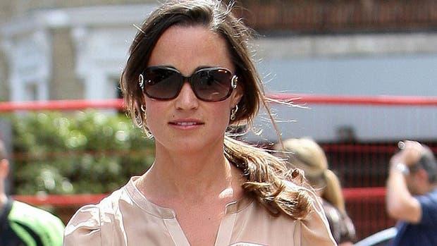 Pippa Middleton se casa el sábado