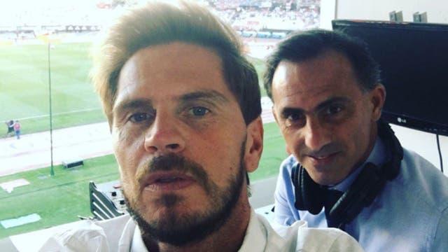 Vignolo y Latorre, la dupla N°1 de Fox
