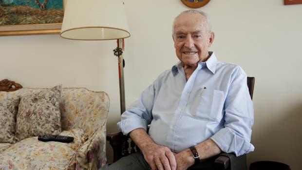 Ronald (Ronnie) Scott cumplió cien años el último 20 de octubre