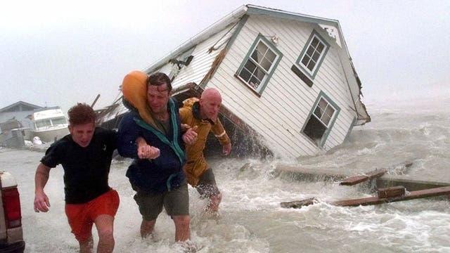 El huracán Georges