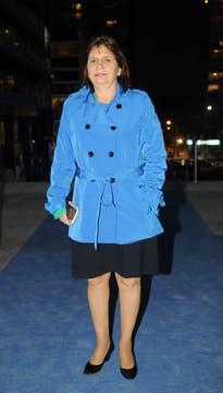 La ministra de Seguridad de la Nación, Patricia Bullrich. Foto: LA NACION