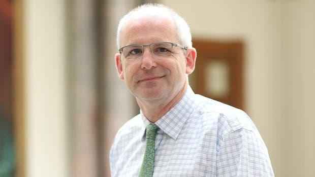 Nigel Phillips, el militar británico de 54 años que mañana asume como gobernador de Malvinas
