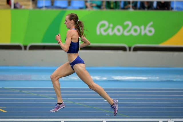 Molly en Río 2016